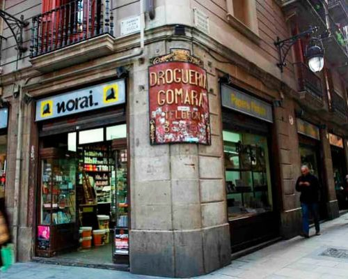 Botiga De Pintures Barcelona Copiba
